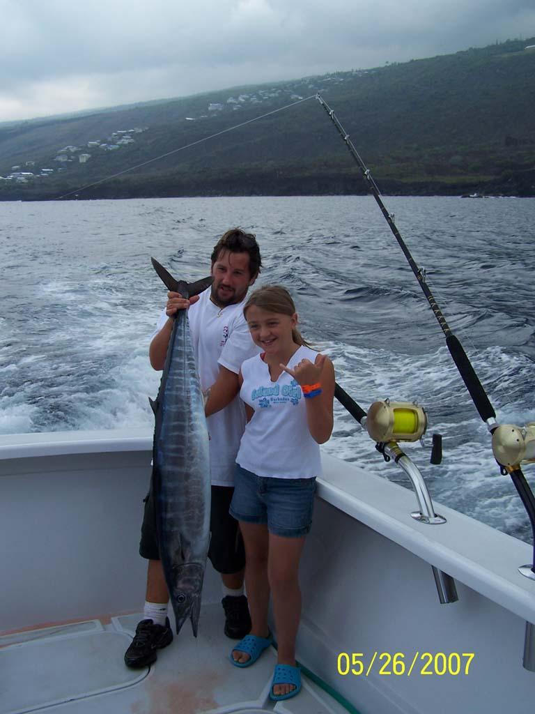 Deep sea fishing gallery kailua kona hawaii for Deep sea fishing seattle