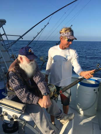 fishing kona charter