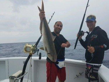 light tackle fishing kona