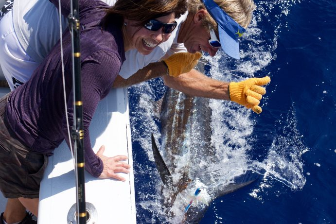 charter fishing in kona hawaii