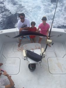 family kona fishing