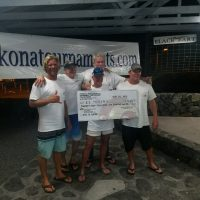 Marlin fishing tournament kona hawaii