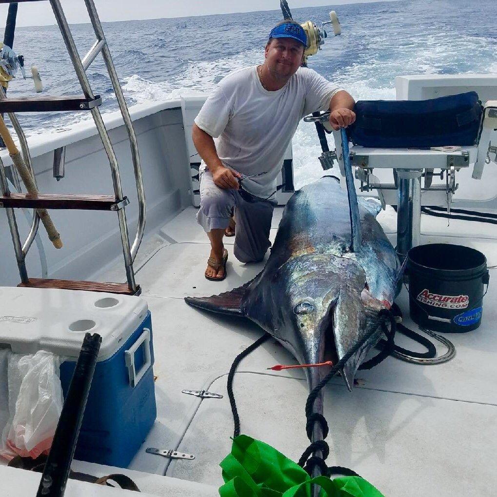 Charter fishing Kona Hawaii