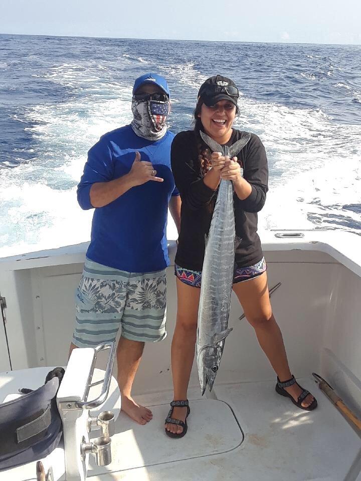 Fishing big island Hawaii