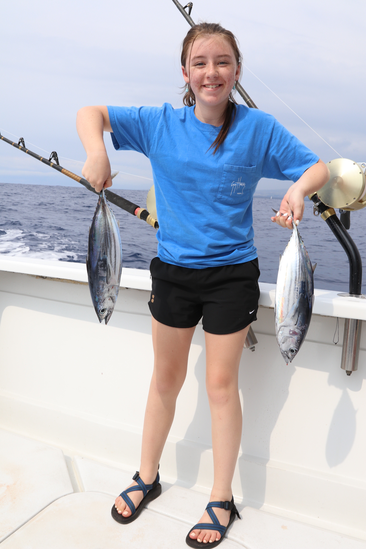 Sportfishing Kona Hawaii