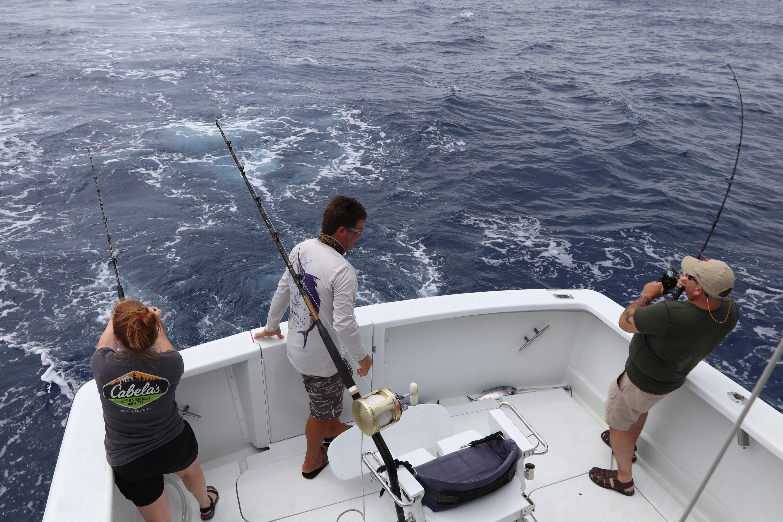Fishing Kona