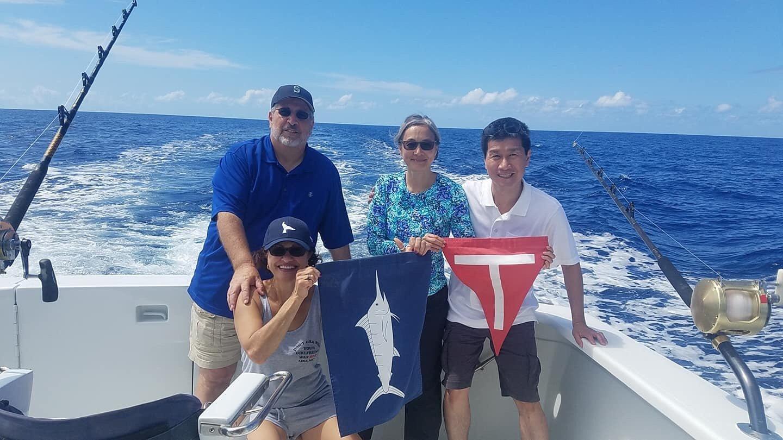 Fishing Kona Hawaii