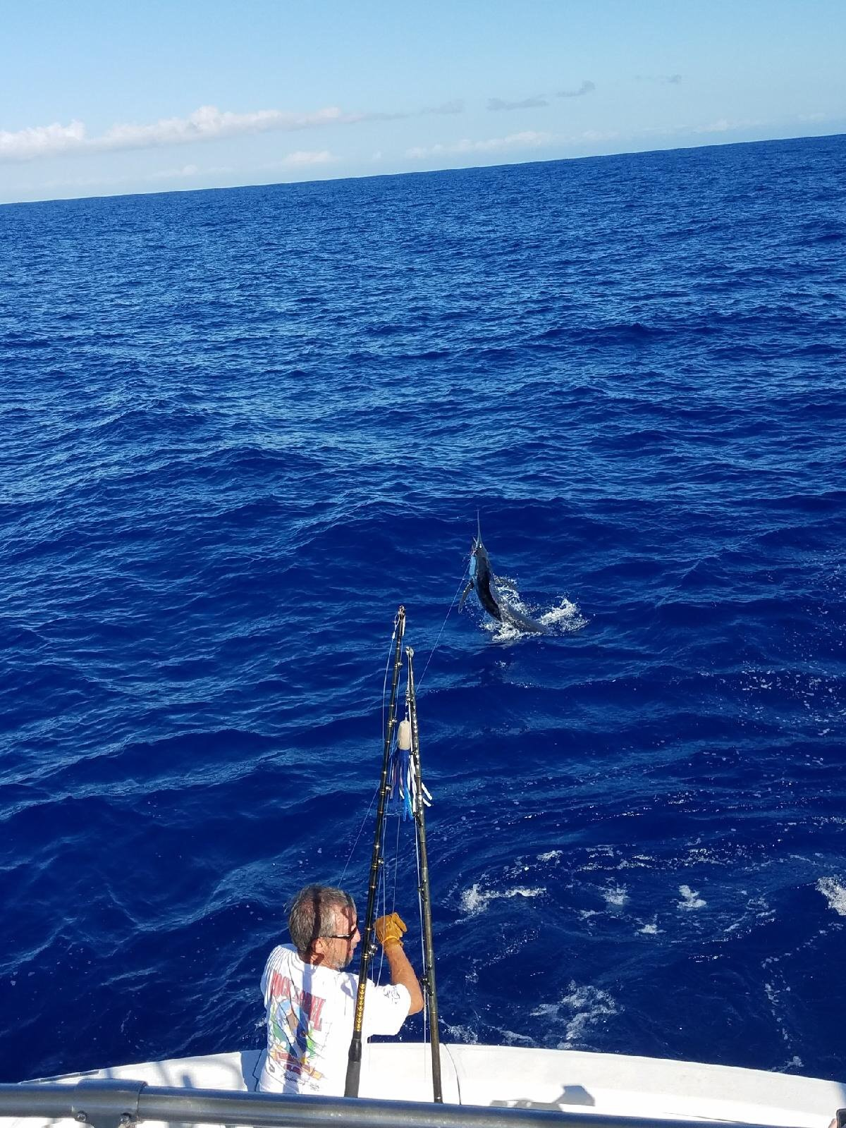 Fishing Kona