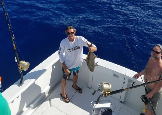 fishing in kona
