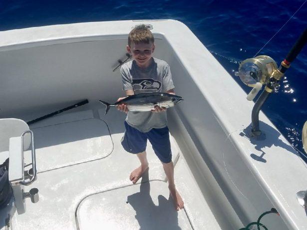 fishing for kids kona