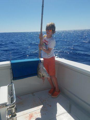 bottom fishing kona