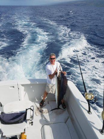 charter boats hawaii