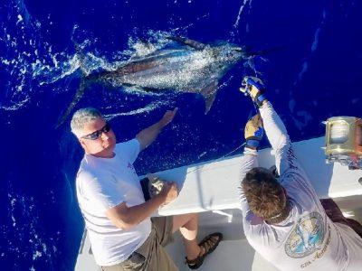 kona charter fishing
