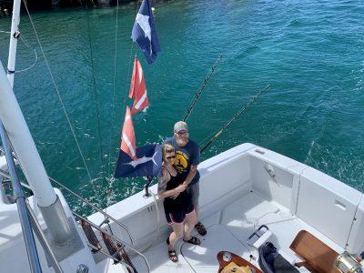 charter fishing kona pictures