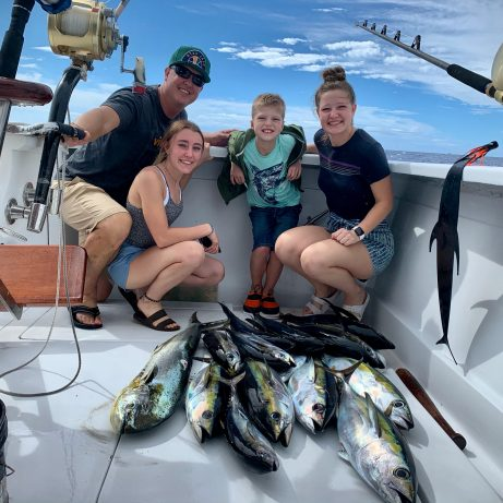 kona fishing filleting policy