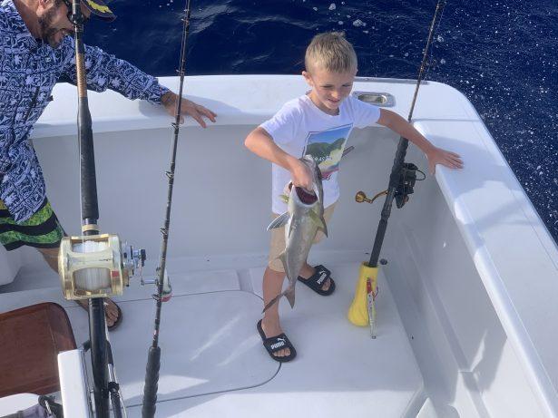 Fishing report kona